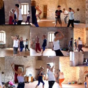 Atelier de danse libre